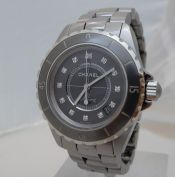 Chanel J12 Titanium Ceramic
