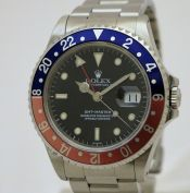 Rolex gmt-master swiss only